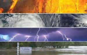 """Get Ready"" week Severe Storm Season Queensland government"